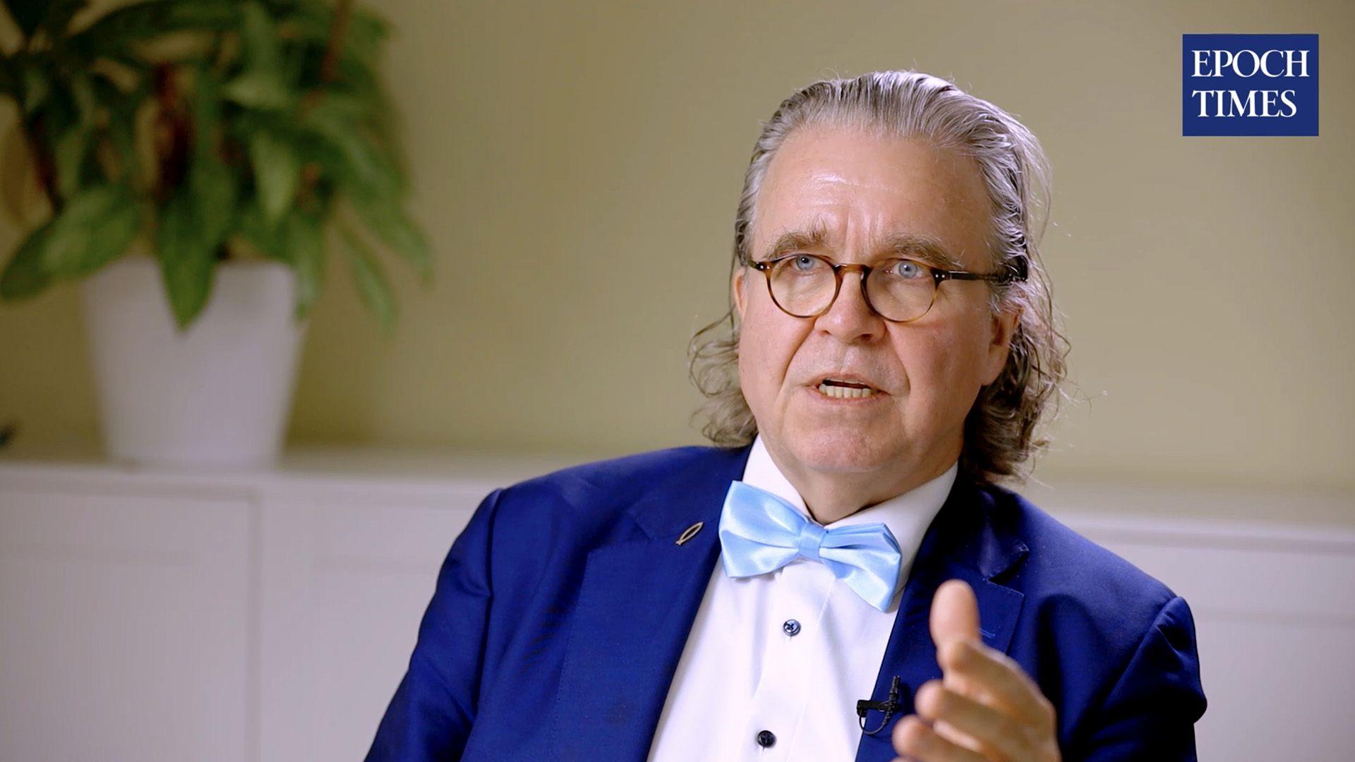 ET-Exklusiv-Interview mit Dr. Heinrich Fiechtner: Ein Plädoyer für den mündigen Bürger + Video