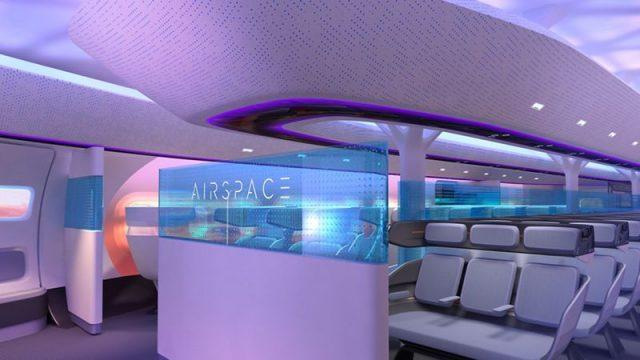 """Mehr Platz und weniger Treibstoff. Airbus will das Maveric-Konzept """"bis an die Grenzen treiben."""""""