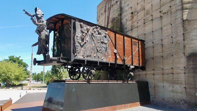 Ein Denkmal für die Opfer des Kommunismus