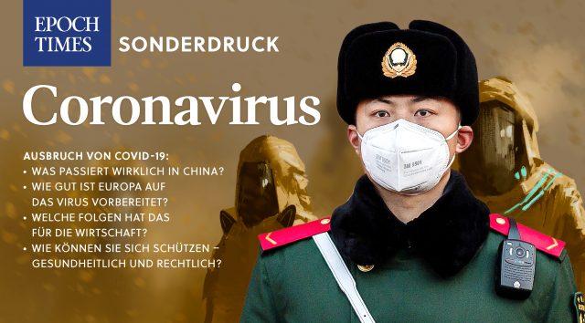 Sonderdruck Coronavirus