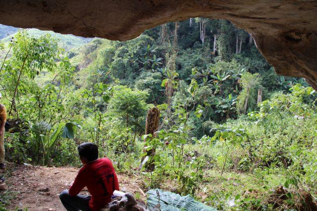 Zinkisotope: Tam Ham Marklot-Höhle in Laos