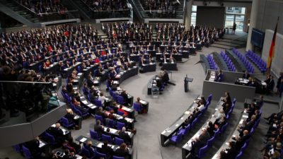 Wahlrechtsreform: SPD schlägt Begrenzung der Bundestagsmandate auf 690 vor