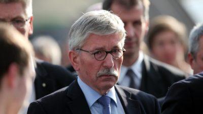Thilo Sarrazin zur Entscheidung der Bundesschiedskommission der SPD im Parteiordnungsverfahren
