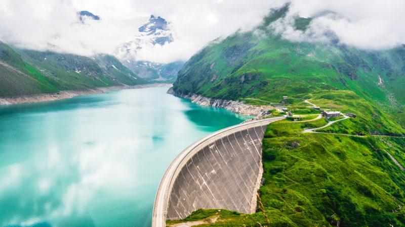 Saisonale Wasserkraftspeicher können 80 Prozent des weltweiten Strombedarfs speichern.