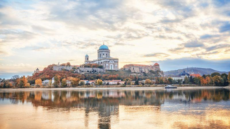 Esztergom, Ungarn.