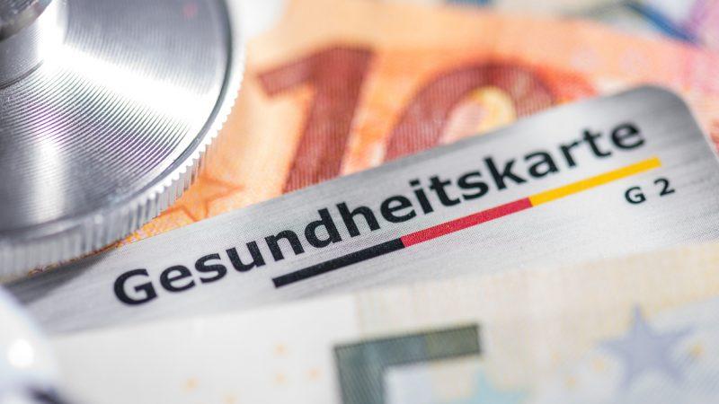 Die Krankenversicherung in Deutschland besteht aus privaten und gesetzlichen Kassen.