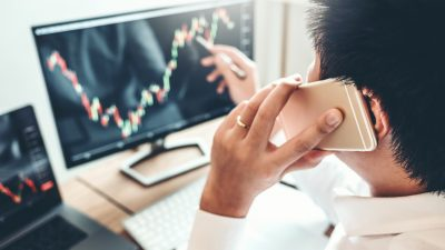 Virus-Krise an der Börse: Dax stürzt auf 3,31 Prozent – Anleger ziehen Notbremse