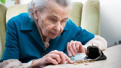 Finanzloch in der Rentenkasse: Versicherung rechnet mit acht Milliarden Euro Beitragsverlust
