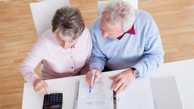 Hoher Verwaltungsaufwand –  Rentenversicherung schlägt vereinfachte Prüfungen bei Grundrente vor