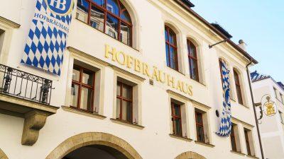 Amerikanerin schickt Bierkrug nach 55 Jahren an Hofbräuhaus zurück