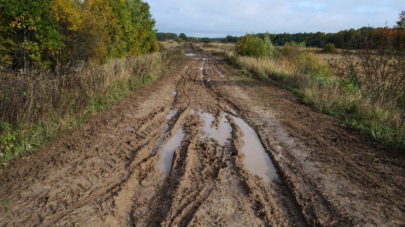 Lehm könnte künftig helfen Giftstoffe und Herbizide aus dem Grundwasser zu filtern.