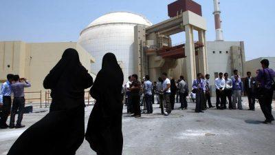 USA beenden Ausnahmen von Sanktionen gegen Irans Atomprogramm