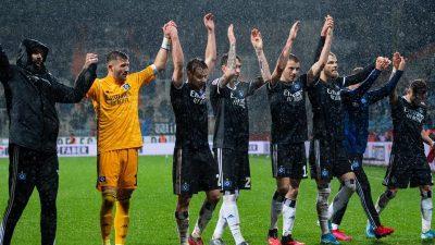 HSV-Trainer Hecking nach Sieg in Bochum erleichtert