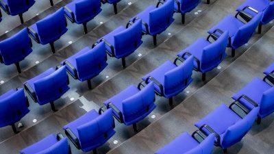 700 Abgeordnete: Neuer Vorschlag zur Bundestags-Verkleinerung aus der Union