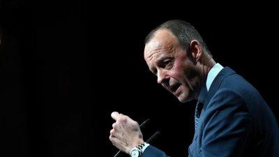 Friedrich Merz will sich stärker auf die Politik konzentrieren – Abschied von Blackrock im März