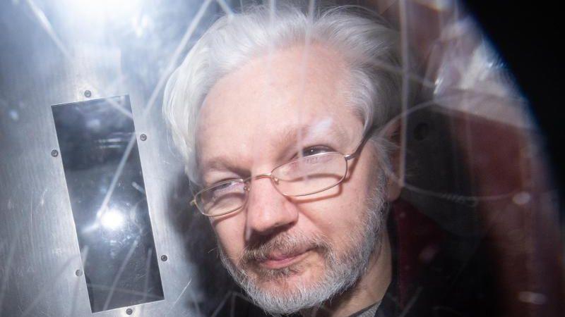Gericht lehnt Freilassung von Assange auf Kaution ab