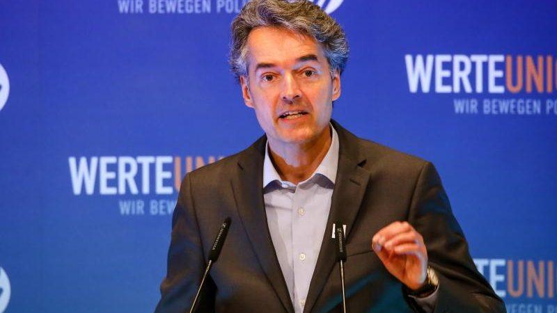 Alexander Mitsch, Bundesvorsitzender der Werteunion.