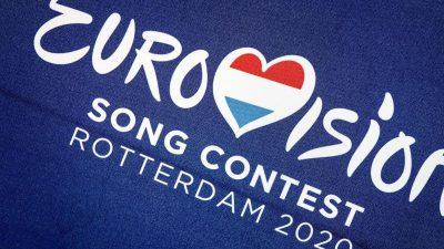 ESC in Rotterdam soll mit weniger und nur mit getestetem Publikum stattfinden