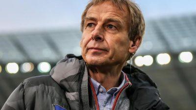 Rücktritt-Beben: So geht es mit Klinsmann und Hertha weiter