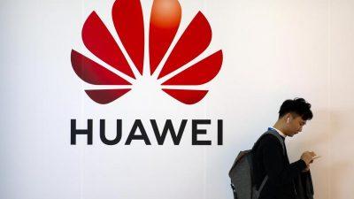 FDP-Politiker: Huawei-Beteiligung am 5G-Netzausbau stellt Sicherheitsrisiko für Bürger und Staat dar