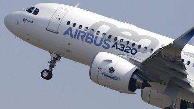 Nachfrage eingebrochen: Airbus will 15.000 Jobs streichen – 6000 davon in Deutschland