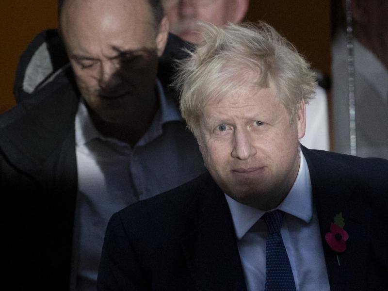 Boris Johnson nach Vorwürfen seines Ex-Beraters Cummings unter wachsendem Druck