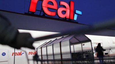 Metro verkauft Supermarkttochter Real an Finanzinvestor