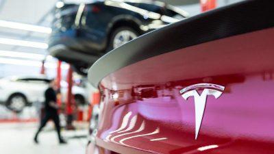 Tesla wird in US-Index S&P 500 aufgenommen
