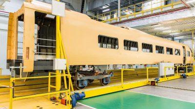 Qualität bei Bombardier seit Jahren in der Kritik bei deutschen Kunden