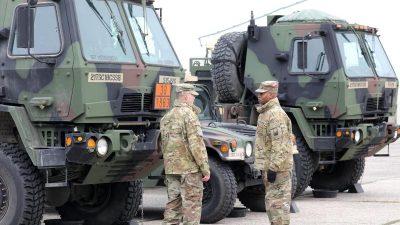 Defender 2020: NATO will Großmanöver für die Bevölkerung möglichst schonend gestalten