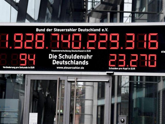 10.424 Euro pro Sekunde: Schulden steigen so schnell wie nie