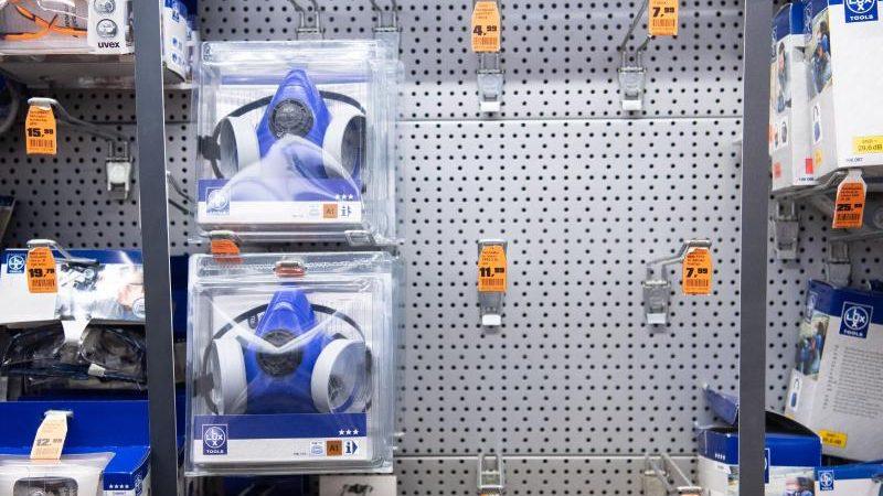 Atemschutzmasken Ausverkauft