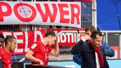 Eskalation nach Hopp-Anfeindung – Bayerns 6:0 nebensächlich