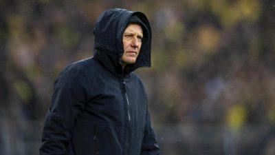 Freiburgs Trainer Streich bestürzt nach Hopp-Beleidigungen