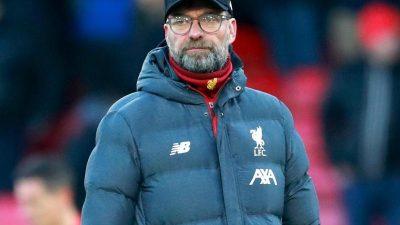 Erste Pleite für Klopp: Liverpool blamiert sich in Watford