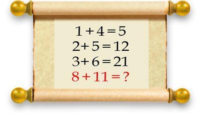 Finden Sie beide Rätsel-Lösungen? – Angeblich braucht man dafür ein IQ von 130+