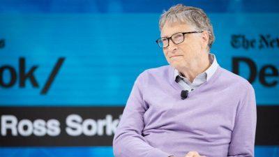 Bill Gates' riesige mRNA-Fabriken und Regierungs-Tipps für mehr Impfungen