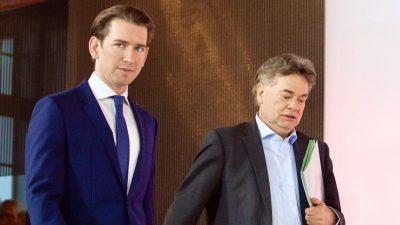 Kurz: Österreich nimmt keine zusätzlichen Migranten auf – Lage an der Grenze bisher ruhig