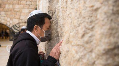 "Rabbi Mendel Kessin sieht Coronavirus als Zeichen: ""Gott bestraft China"""