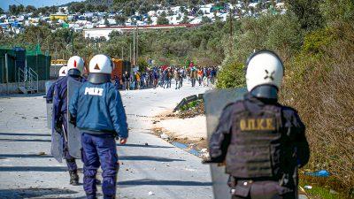 Griechische Armee plant umfangreiche Schießübungen in der Ägäis – Einheimische greifen Journalisten an
