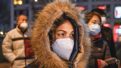 China: KP-Führung verlangt von Behörden Vernichtung von Coronavirus-Daten