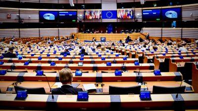 EU-Finanzminister beginnen Ringen um Rückzahlung der Corona-Schulden – Scholz dringt auf EU-Steuer