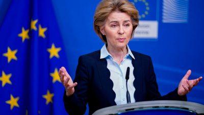 """Christdemokraten gegen EU-Vorstoß: """"Corona-Bonds sind der Weg in die Gemeinschaftshaftung"""""""