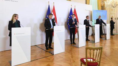 Österreich: Maßnahmen zur Kontaktbeschränkung infolge des Coronavirus bis 13. April verlängert