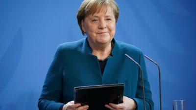"""Merkel lobt Bürgerdisziplin: """"Danke – von ganzem Herzen Danke!"""" – aber bitte keine Ungeduld"""