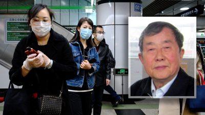 Corona-Pandemie: Ex-Gesundheitsfunktionär warnt vor zweiter Welle in China