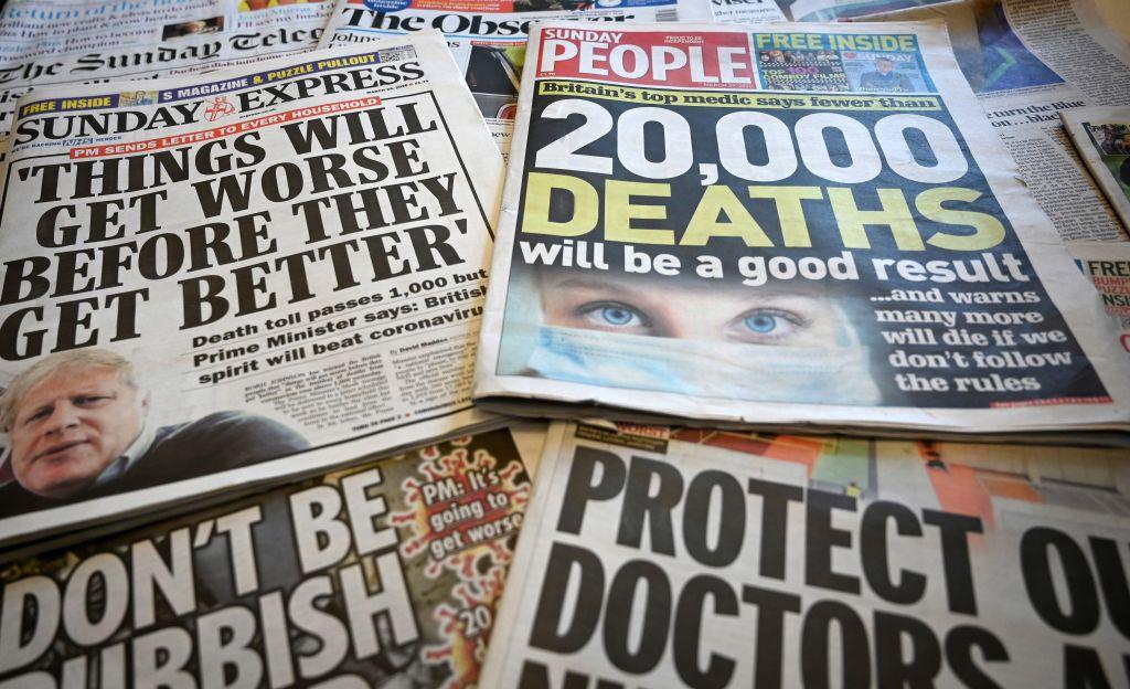 Studie: Medien als Brandbeschleuniger von Corona-Panik – am meisten in den USA