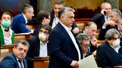 Kritik an Ungarn wegen Notstandsgesetz – UPDATE: EU leitet Untersuchungen ein