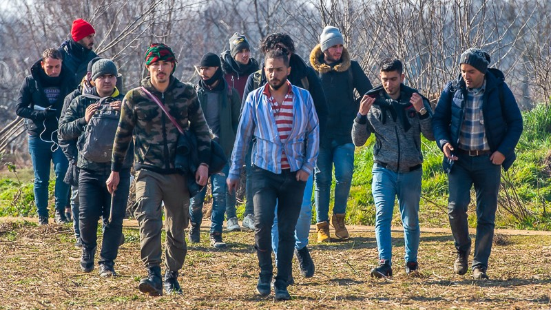 Knapp 30 illegale Migranten an bayerischer Autobahn aufgegriffen