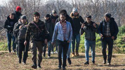 """""""Massenmigrationsströme"""" unterwegs: Frontex erwartet weitere Zuspitzung der Flüchtlingskrise"""